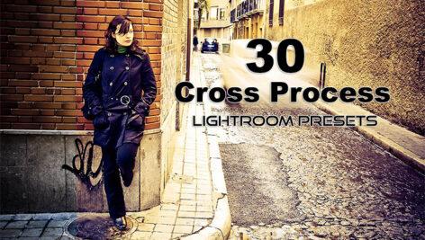 30 پریست حرفه ای لایت روم سینمایی Cross Process Lightroom Presets