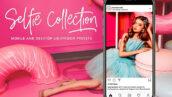 60 پریست لایت روم حرفه ای عکس سلفی Selfie Lightroom Presets