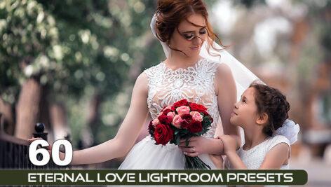 60 پریست لایت روم و براش لایت روم تم عشق ابدی Eternal Love Lightroom Presets