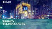 پروژه پریمیر اسلایدشو با موزیک موضوع تجارت Business Promo Slideshow
