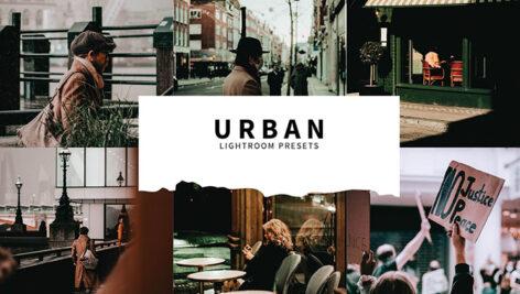 10 پریست لایت روم حرفه ای تم عکس شهری Urban Lightroom Presets