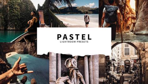 10 پریست لایت روم حرفه ای رنگی پاستلی Pastel Lightroom Presets