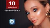 10 پریست لایت روم حرفه ای پرتره Portrait Lightroom Presets