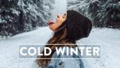 30 پریست لایت روم زمستان و پریست کمراراو WINTER Lightroom Preset