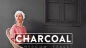 30 پریست لایت روم و پریست کمراراو CHARCOAL Lightroom Preset