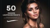 50 پریست لایت روم حرفه ای عکاسی فشن Fashion Lightroom Presets