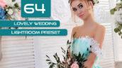 64 پریست لایت روم عروسی بنام عروسی دوست داشتنی Lovely Wedding Lightroom Preset