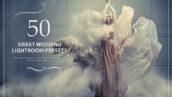 50 پریست لایت روم حرفه ای عروسی تم عروسی شیرین Sweet Wedding Lightroom Presets