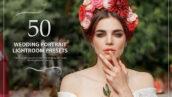 50 پریست لایت روم حرفه ای پرتره عروسی Wedding Portrait Lightroom Preset