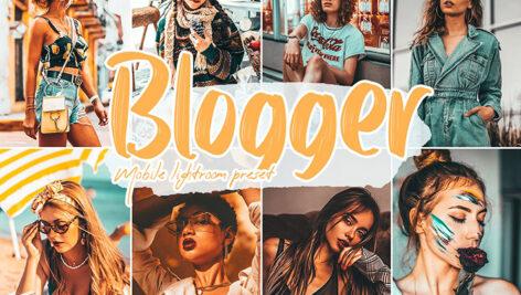 پریست لایت روم اینستاگرام و بلاگر InstaBlogger Lightroom Presets