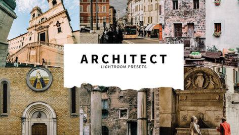 10 پریست لایت روم حرفه ای تم آرشیتکت Architect Lightroom Presets