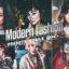 12 پریست لایت روم و پریست کمراراو فتوشاپ فشن مدرن Modern Fashion Lightroom