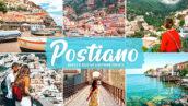 40 پریست لایت روم و پریست کمرا راو و اکشن فتوشاپ تم پوزیتانو Postiano Lightroom Presets