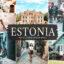 40 پریست لایت روم و کمرا راو و اکشن فتوشاپ تم جمهوری استونیا Estonia Lightroom Presets