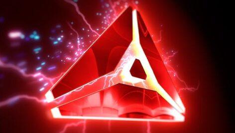 خرید پروژه آماده افتر افکت لوگو با موزیک Impact Light Logo