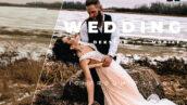 خرید پریست لایت روم عروسی 20 عددی 2021 Wedding Lightroom Preset
