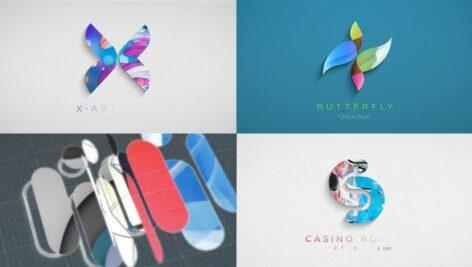 پروژه آماده افتر افکت نمایش لوگو ۲۰۲۱ با موزیک Drawing Elegant Logo