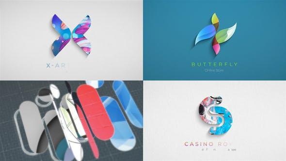 پروژه آماده افتر افکت نمایش لوگو 2021 با موزیک Drawing Elegant Logo