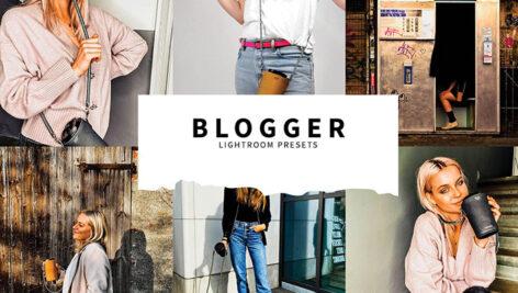 10 پریست رنگی لایت روم حرفه ای برای وبلاگ نویسان Blogger Lightroom Presets