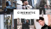 10 پریست رنگی لایت روم سینمایی حرفه ای Cinematic Lightroom Presets
