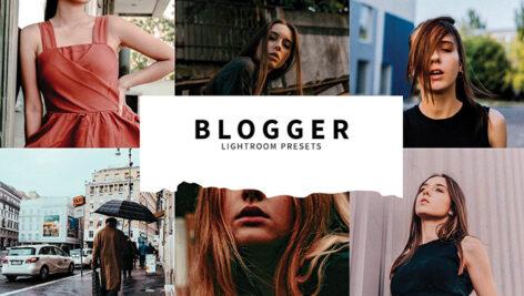 10 پریست لایت روم حرفه ای ولاگ نویسان Blogger Lightroom Presets