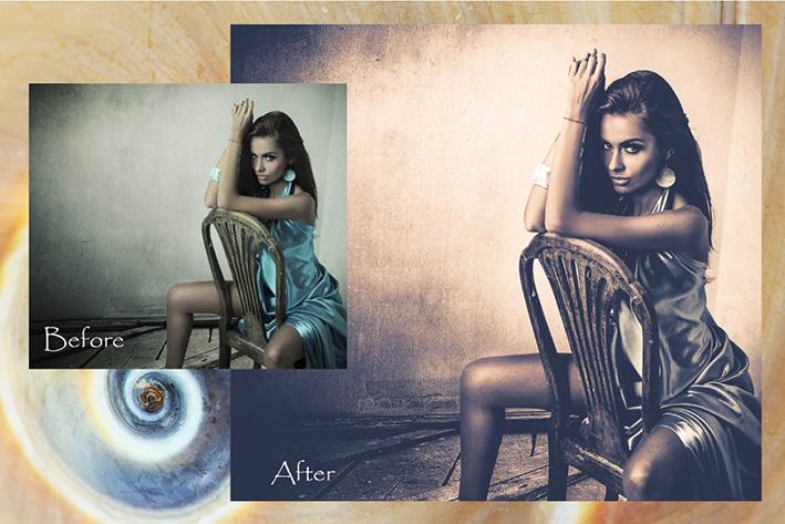 120 پریست لایت روم حرفه ای پرتره فشن Portrait Fashion Lightroom Preset
