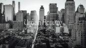 20 پریست رنگی لایت روم تم شهر پر جنب جوش Urban Activity Presets