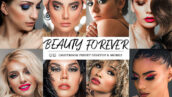 81 پریست لایت روم پرتره حرفه ای 2021 سینمایی Beauty Forever Lightroom Presets