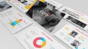 قالب پاورپوینت حرفه ای تجارت و شرکتی Fero Multipurpose Powerpoint Template