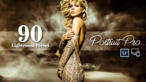 180 پریست 2021 لایت روم حرفه ای پرتره Portrait Pro Lightroom Preset