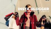 20 پریست رنگی لایت روم حرفه ای اینستاگرام Insta Blogger Lightroom Preset
