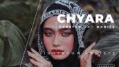20 پریست رنگی لایت روم حرفه ای سینمایی Chyara Lightroom Preset