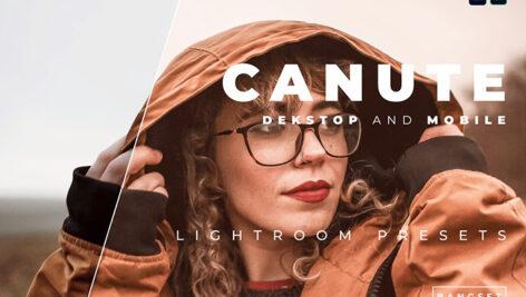 20 پریست رنگی لایت روم حرفه ای عکس پرتره Canute Lightroom Preset