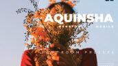 20 پریست رنگی لایت روم پرتره حرفه ای Aquinsha Lightroom Preset