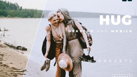 20 پریست لایت روم حرفه ای جدید تم آغوش عشق Hug Lightroom Preset