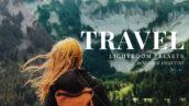 20 پریست لایت روم سفر و طبیعت دسکتاپ و موبایل Travel Lightroom Presets