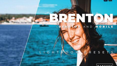 30 پریست پرتره حرفه ای لایت روم Brenton Lightroom Preset