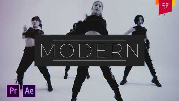 پروژه آماده پریمیر با موزیک تیتراژ و وله حرفه ای مدرن Fashion Show