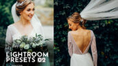پکیج پریست لایت روم عروسی 2021 حرفه ای Weddings Lightroom Presets Pack