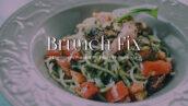 10 پریست لایت روم مواد غذایی BRUNCH FIX Lightroom Presets