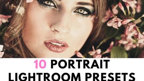 10 پریست لایت روم پرتره 2021 حرفه ای Portrait Lightroom Presets