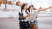 20 پریست لایت روم جهانگردی و مسافرت Arah Lightroom Presets