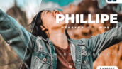 20 پریست لایت روم رنگی حرفه ای مدلینگ Phillipe Lightroom Preset