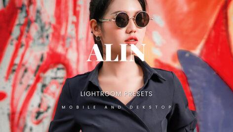 20 پریست لایت روم پرتره 2021 و فشن Alin Lightroom Presets