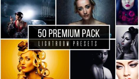 50 پریست لایت روم حرفه ای 2021 جدید Premium Lightroom Presets Pack