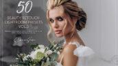 خرید 100پریست لایت روم عکس عروس Beauty Retouch Lightroom Presets - Vol. 3