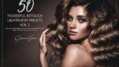 خرید 100 پریست لایت روم رتوش عکس Powerful Retouch Lightroom Presets - Vol. 3