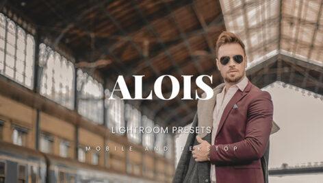 خرید 20 پریست لایت روم فضای باز Alois Lightroom Presets