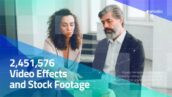 پروژه آماده افتر افکت با موزیک اسلایدشو معرفی شرکت Corporate Slideshow 2