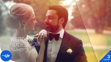 پروژه آماده افتر افکت 2021 با موزیک اسلایدشو عروسی Beautiful Wedding Slideshow